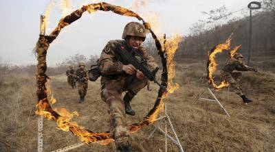 China People's Liberation Army to disband 5 of its 18 Army Corps