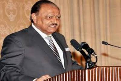 Govt taking concrete steps to eradicate scourge of terrorism: President