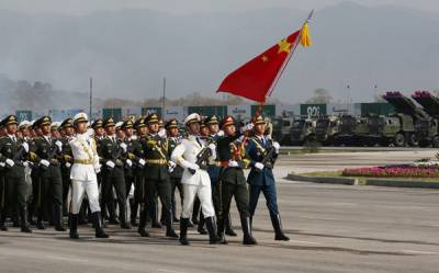 PLA Army Honor Guards to take part in Pakistan Day Parade on COAS invitation