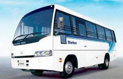 Punjab Speed Feeder Bus service inaugurated in Lahore