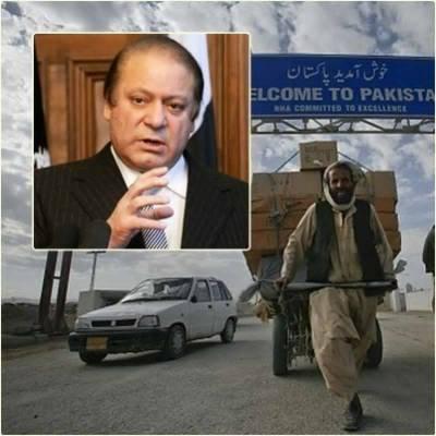 Why PM Nawaz Sharif has ordered opening of Af-Pak border