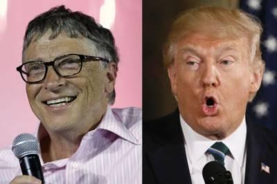 World's richest men list out; Trump slips
