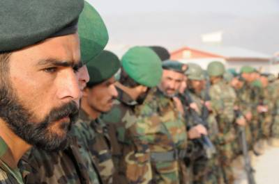 Afghan Taliban attack Afghan Army check post, kill several soldiers