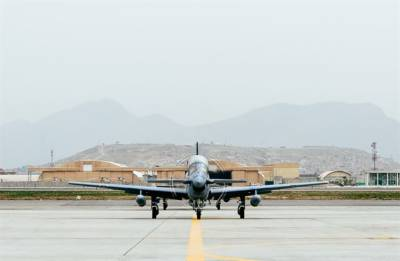 Afghanistan Air Force gets new A-29 jets from US
