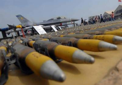 Global Arms sale rises drastically with India tops the list of weapon importers