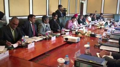 Indus Water Commission second round of talks in Islamabad
