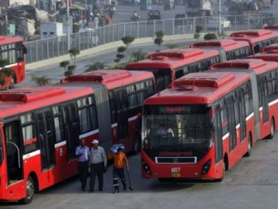 Islamabad Metro Bus Project running in huge losses of billions