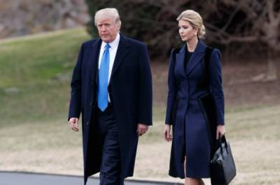 Ivanka Trump white House office stirs controversy