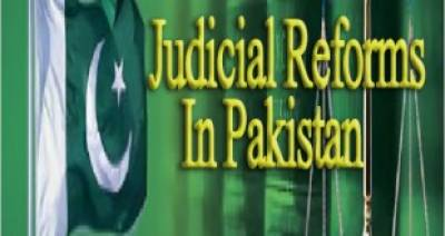 Judicial Reforms in Pakistan on cards