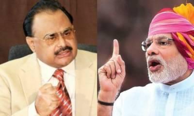 Altaf invites Modi: Last nail in the political coffin