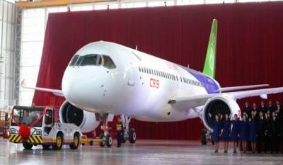 China's C919 passenger jet posing challenge to Boeing