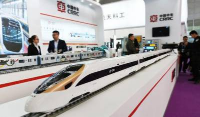 Chinese firm wins major rail contract in US despite Trump