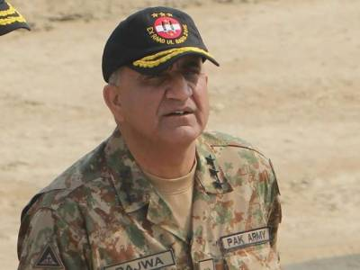 COAS witnesses Af-Pak advanced security measures