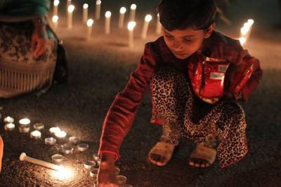 Earth Hour oberved by WWF-Pakistan across the country