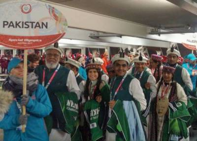 Pakistan Special Olympics squad shines in the world