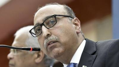 PM Nawaz Sharif unhappy with Abdul Basit for his hawkish stance in India, claims Times of India