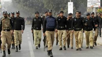 Punjab Police officer martyred in an encounter