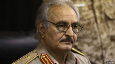 Russian interference in Libya irks US General