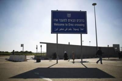 Hamas shuts crossing between Gaza and Israel