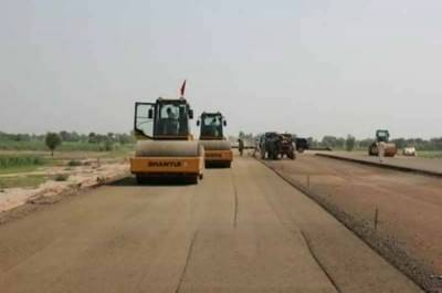 Hazara Motorway construction status update