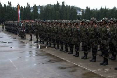 Indian Army to hold joint military drills with 16 Nations including China