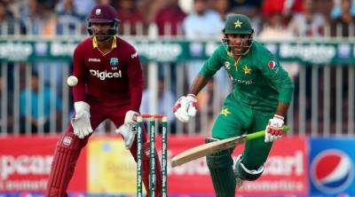 Pakistan Vs West Indies 1st T20 Match live score update