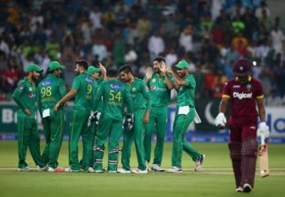 Pakistan Vs West Indies 1st T20 Match live update