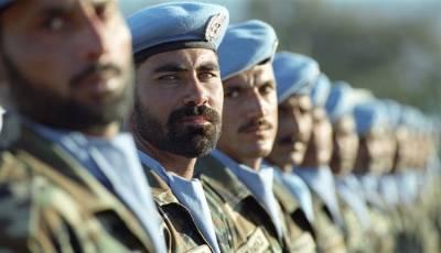 UN Agency Head lauds Pakistani Peacekeepers abroad