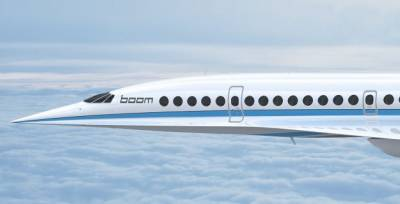 XB-1: Boom Supersonic to bring back Supersonic Flights
