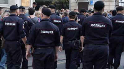 Russian Police biggest crackdown against opposition protesters
