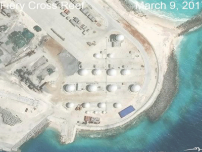 China ready to deploy fighter jets on South China Sea artificial islands: US Report