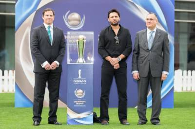 ICC Champions Trophy 2017 to land in Pakistan