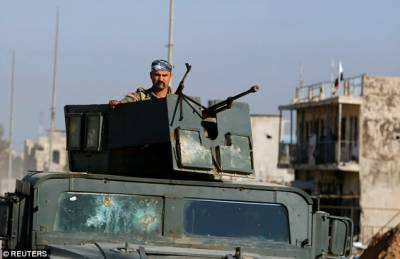 Iraqi Army launch renewed attack against ISIS on Mosul's Old City