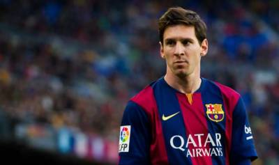 Lionel Messi banned from World Cup qualifiers