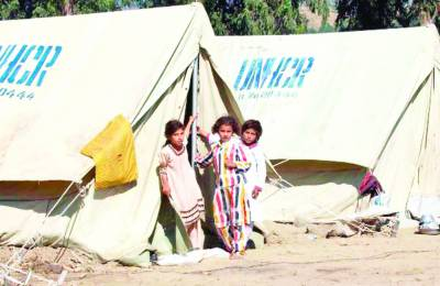 OIC delegation visits Refugees' camps in AJK