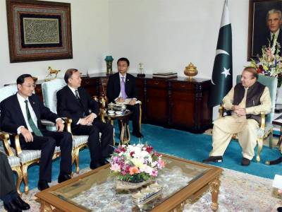 Pak-China friendship has reached to new heights after CPEC: PM