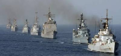 Pakistan Navy emerging as strong force in Indian Ocean