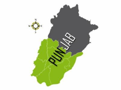 Punjab Province administrative division planned by government