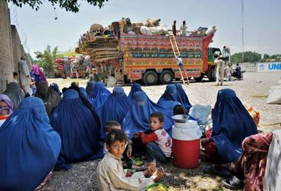 Repatriation of Afghan refugees to resume from April 3