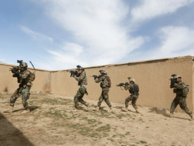 Afghan Army special forces to be doubled to fight Afghan Taliban