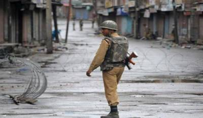Complete shutdown in IOK against killing of youth