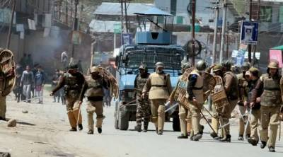 Indian Army new lethal weapon in occupied Kashmir