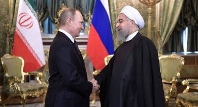 Iran, Russia vows to fight against terrorism till lasting peace in Middle East