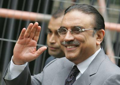 New political alliances by Asif Zardari