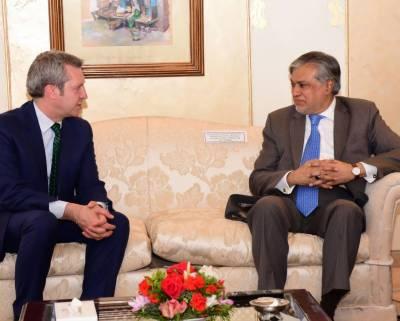 Pakistan, Italy agree to enhance bilateral trade ties