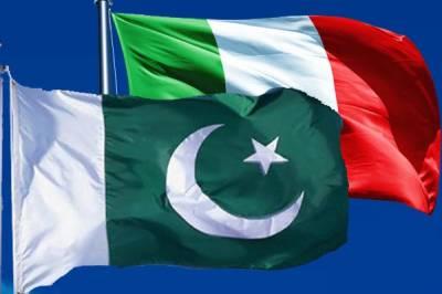 Pakistan-Italy to enhance security ties: Italian Official