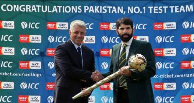 Pakistan Test Ranking gets a surprise boost by ICC