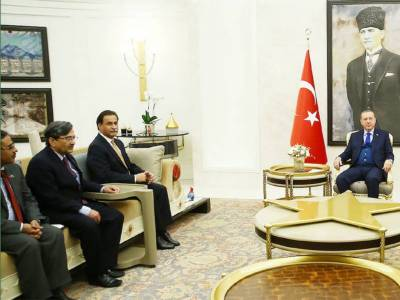 Turkey reaffirms full cooperation with Pakistan on all issues