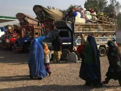 Afghan Refugees voluntary repatriation kicks off