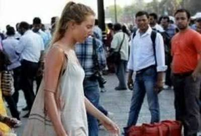 After Irish now German Tourist raped in India